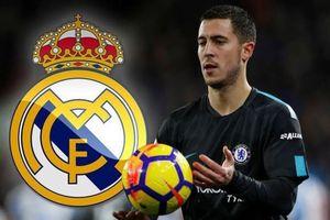 Real Madrid tung cú dứt điểm cuối cùng về Chelsea để có Eden Hazard