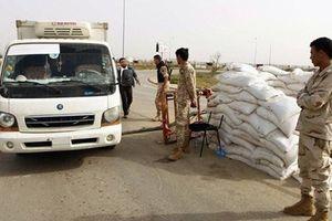 Libya: 4 binh sỹ thiệt mạng trong vụ tấn công vào trạm kiểm soát