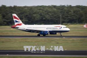British Airways ngừng khai thác chặng bay thẳng London - Tehran