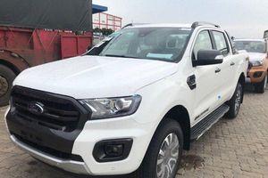 1.000 chiếc Ford Ranger và Everest bản nâng cấp cập cảng Việt Nam