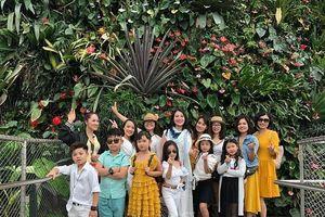 Những trải nghiệm đầu tiên của các Thiên tài Nhí tại Quốc đảo Sư tử Singapore