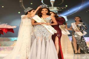 Ngọc Châu đăng quang Hoa hậu Miss Supranational Vietnam 2018