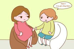 4 câu nói khiến mẹ bầu cảm thấy tổn thương nghiêm trọng