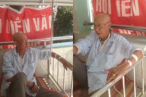 Nghệ sĩ Lê Bình 'Đất phương Nam' nằm cùng bệnh viện với Mai Phương, âm thầm trị bệnh