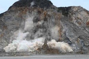 Cao Bằng: Kinh hoàng vụ nổ mìn khiến 3 công nhân tử vong tại chỗ