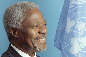 Tạm biệt Kofi Annan