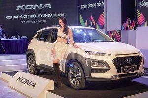 Hyundai Kona ra mắt thị trường Việt Nam