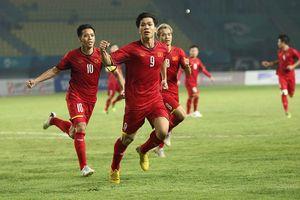 Công Phượng 'bay cao', U23 Việt Nam hiên ngang bước vào tứ kết ASIAD 2018