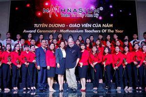 Toán tư duy Hoa Kỳ – Mathnasium Việt Nam
