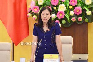 Ủy ban Tư pháp tổ chức Phiên giải trình về tình hình thực hiện pháp luật về phòng, chống mua bán người giai đoạn 2012 - 2017