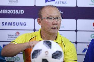 HLV Park Hang Seo chỉ ra chìa khóa giúp Olympic Việt Nam thắng Bahrain