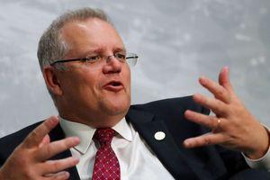 Bộ trưởng Ngân khố Australia Scott Morrison làm thủ tướng