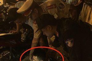 Bắt giữ nam thanh niên nuốt ma túy nhằm phi tang khi 'đụng' chốt 141