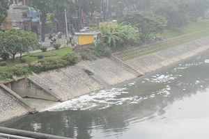 78% nước thải tại Hà Nội chưa được thu gom xử lý