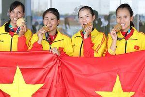 Chiến thắng của ĐT rowing Việt Nam hoàn toàn áp đảo trước đối thủ