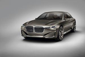 BMW hé lộ dòng 9 Series, cạnh tranh với Mercedes-Maybach
