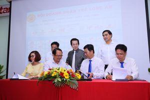 Hội doanh nhân trẻ Long An kết nạp 13 hội viên mới