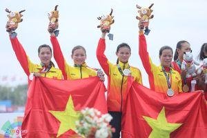 Rowing, bơi lội tỏa sáng tại Asian Games 18