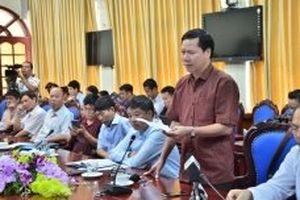 Khởi tố nguyên Giám đốc BVĐK tỉnh Hòa Bình Trương Quý Dương