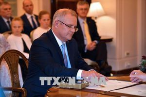 Australia có Thủ tướng mới