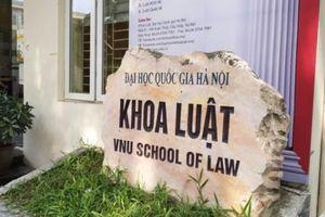 Kết luận chính thức vụ giảng viên Khoa Luật bị tố nhắn tin nhạy cảm