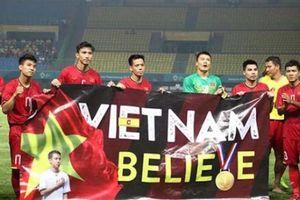Ngày 27/8, trận U23 Việt Nam - U23 Syria có được phát sóng trên VTV6?