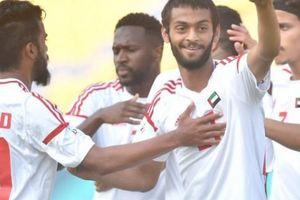 Thua 'đấu súng' trước UAE, Olympic Indonesia cay đắng rời giải