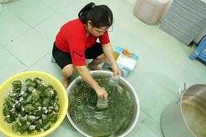 Tạm đình chỉ một cơ sở cung cấp suất ăn không đảm bảo an toàn thực phẩm