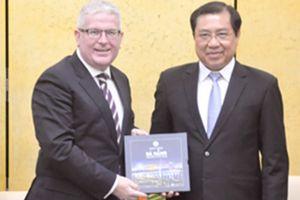 Đà Nẵng kêu gọi và cam kết hỗ trợ các nhà đầu tư Australia