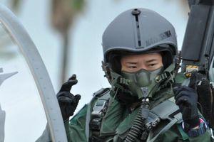 Ngạc nhiên lý do Nhật Bản có nữ phi công tiêm kích đầu tiên