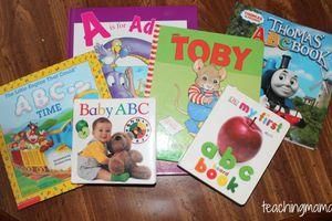 5 cách để bé hứng thú học bảng chữ cái