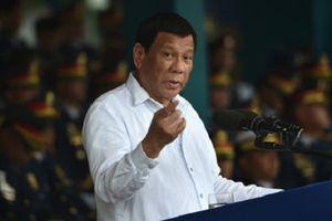 Ông Duterte cáo buộc Mỹ gửi thư giục mua vũ khí là hành động 'coi thường Philippines'