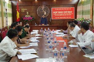 Triển khai kế hoạch tổ chức 'Giao lưu hữu nghị biên giới' Việt Nam-Lào-Campuchia lần thứ 1