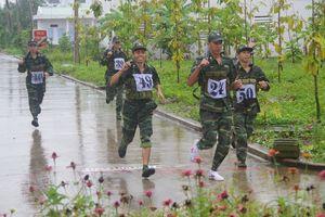 BĐBP Cà Mau không ngừng nâng cao chất lượng huấn luyện