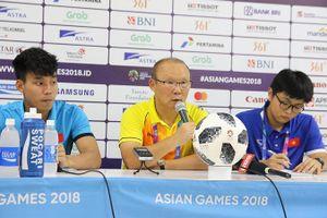 HLV Park Hang Seo: Olympic Việt Nam chơi không tốt