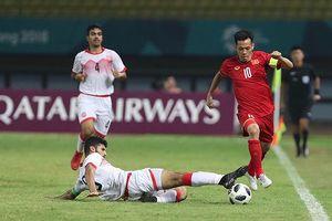 Olympic Việt Nam đá Tứ kết với Syria ở đâu, khi nào? 