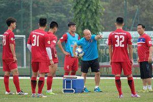 Những mối nguy của Olympic Việt Nam trước trận gặp Syria