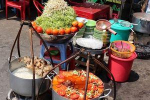 Những điều kiện ATTP của cơ sở kinh doanh thức ăn đường phố