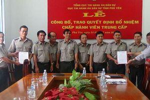 Phú Yên: Tiếp tục hoàn thiện cơ cấu tổ chức bộ máy thi hành án dân sự
