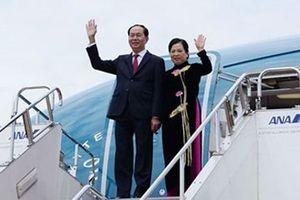 Chủ tịch nước thăm cấp Nhà nước đến Ethiopia và Ai Cập