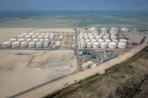 Ngành công nghiệp hóa dầu của Malaysia thu hút thêm nhiều vốn đầu tư