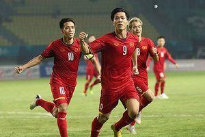 Lần đầu vào tứ kết Asiad, Olympic Việt Nam được VOV thưởng nóng