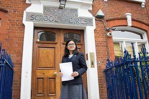 Du học sinh Việt 14 tuổi được 'nhảy cóc' 2 năm vào đại học ở Anh