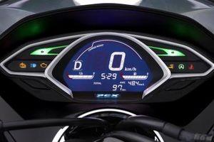 Cận cảnh Honda PCX phiên bản Hybrid chuẩn bị ra mắt
