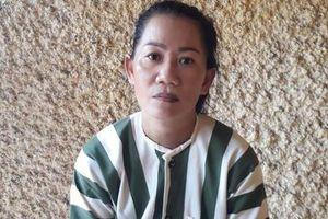 Bắt giam nữ quái bán phụ nữ Việt Nam sang Trung Quốc