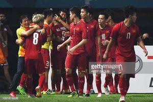 Xác định 4 cặp đấu tứ kết ASIAD, Olympic Việt Nam là đội Đông Nam Á duy nhất có mặt