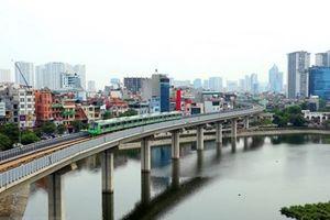 Đường sắt Cát Linh-Hà Đông vận hành chạy thử tối đa sáu tháng