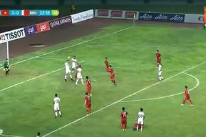 Tranh cãi: Trọng tài đã đúng hay sai khi từ chối bàn thắng của Olympic Bahrain?
