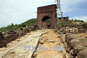 Xuất lộ nhiều dấu tích xưa khi khai quật khảo cổ tại di tích Hải Vân Quan