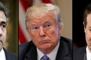 Ông Trump dùng quyền lực đảo ngược tội danh cho Cohen và Manafort?